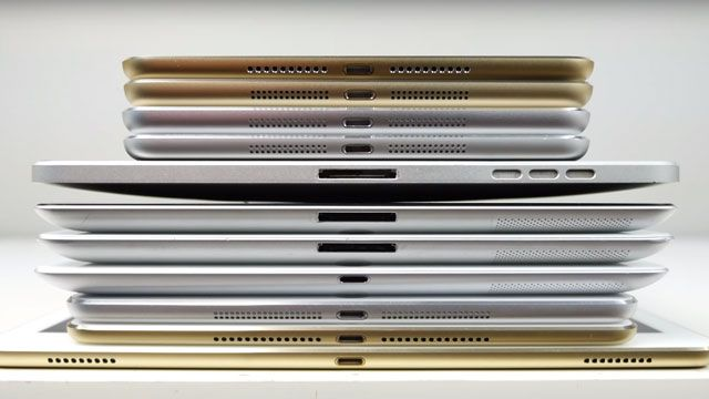 Bugüne Kadar Çıkmış Tüm iPad'ler Hız Testinde
