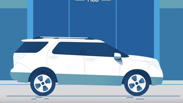 Ford Asistan Servisi İle Şehirde Kaybolmaya Son