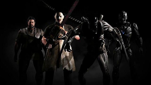 Mortal Kombat X - Kombat Pack 2 Oynanış Videosu