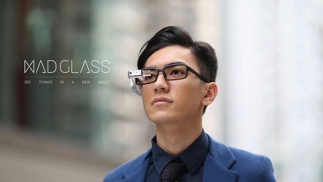 Google Glass'a Rakip Çıktı