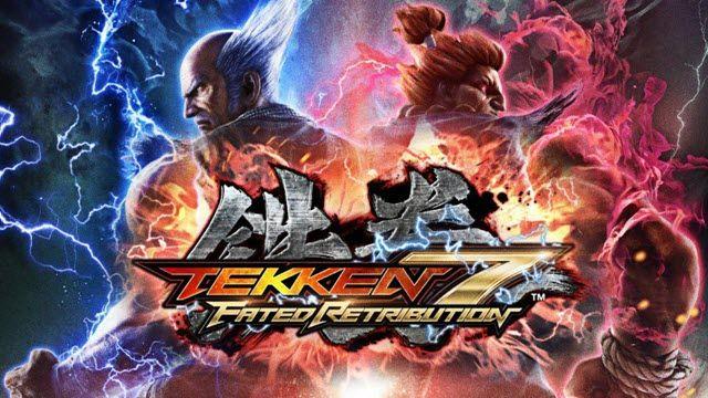 Tekken 7: Fated Retribution Duyuru Videosu