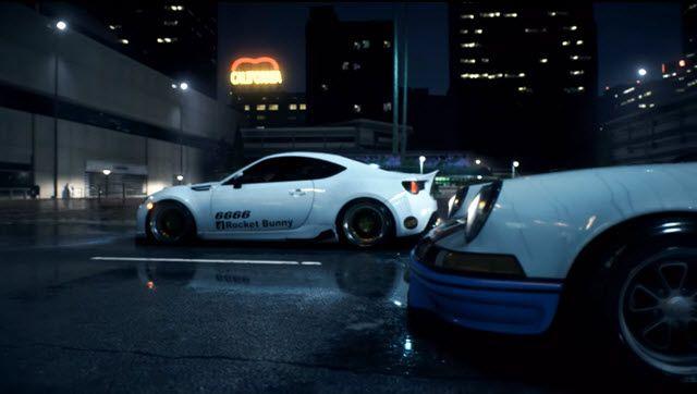 Need for Speed PC Versiyonu Göz Kamaştırıyor!