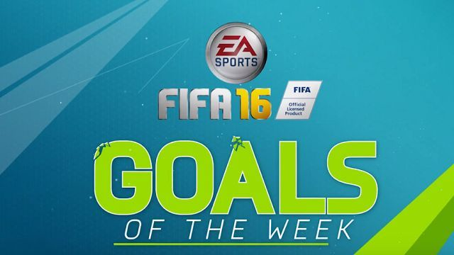 FIFA 16 - 17. Haftanın En İyi Golleri