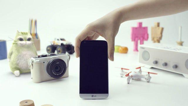LG G5 Tanıtıldı!