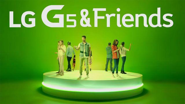LG G5'in Tüm Özellikleri Bu Videoda