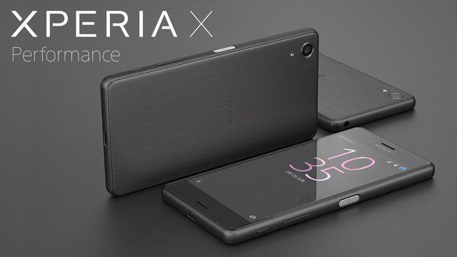 Sony Xperia X Tanıtıldı