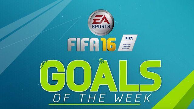 FIFA 16 - 18. Haftanın En İyi Golleri