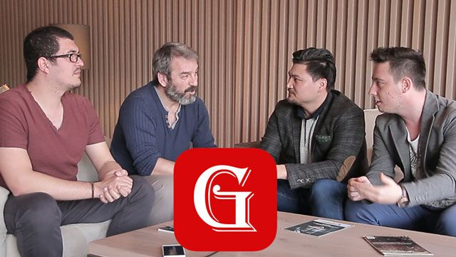 Adham Baodunnov ve Alper Giral ile Gündem Uygulaması Hakkında Konuştuk