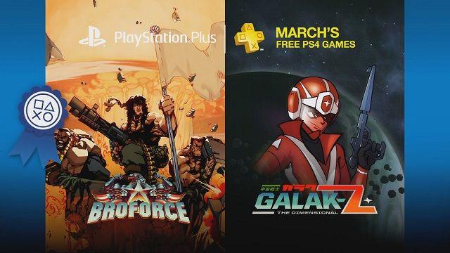 PlayStation Plus'ın Mart Ayı İçeriği Açıklandı