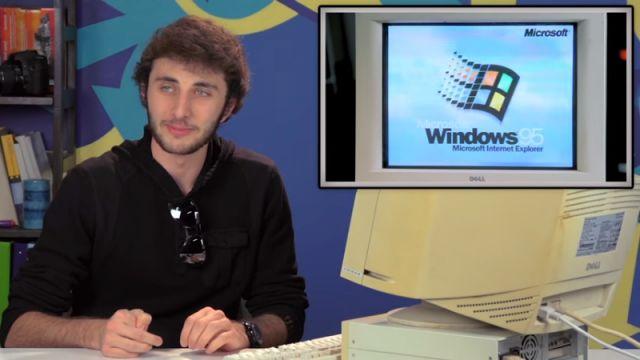 İlk Defa Windows 95 Gören Gençlerin İbretlik Halleri