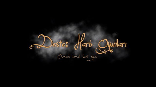 Deste: Harb Oyunları Duyuru Videosu