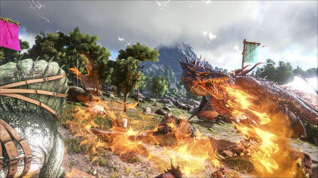 ARK: Survival Of The Fittest Çıkış Videosu