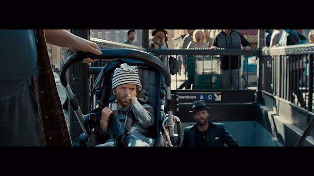 Jason Statham ve LG G5 Trollemecesi