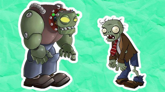 Plants vs Zombies Oynadık (Orijinal olan budur!)