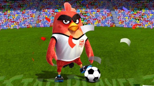Angry Birds Goal! Oynadık!