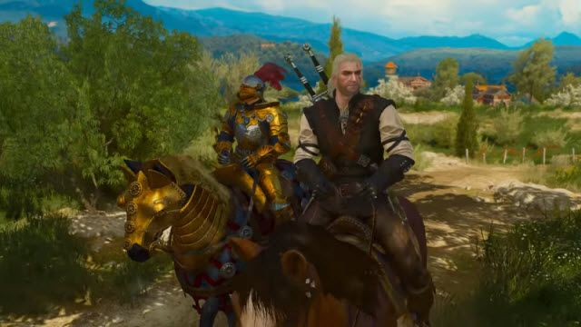 The Witcher 3: Wild Hunt - Blood and Wine Duyuru Videosu
