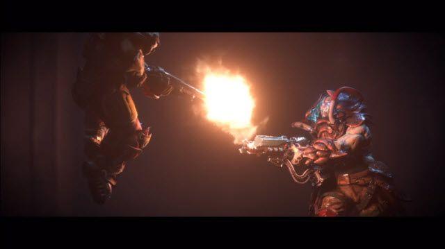 Quake Champions Duyuru Videosu