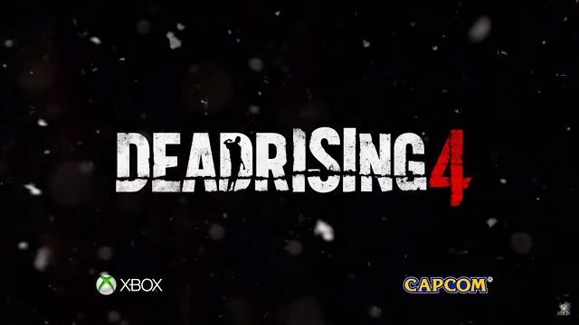 Dead Rising 4'ün Jingle Bells'li Duyuru Videosu Yayınlandı