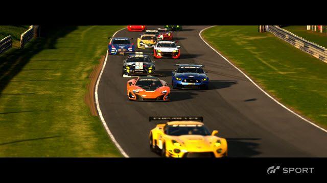 Gran Turismo Sport 60 FPS Oynanış Videosu