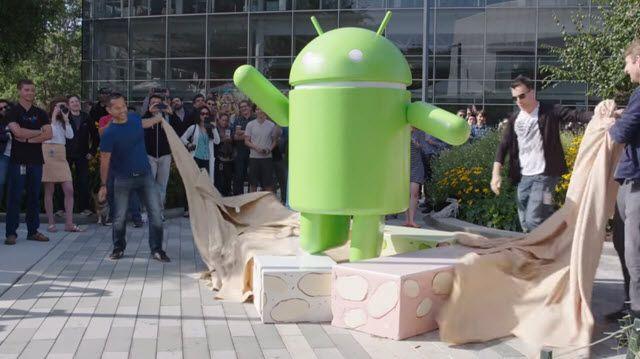 Android 7.0 Nougat Resmi Duyuru Videosu