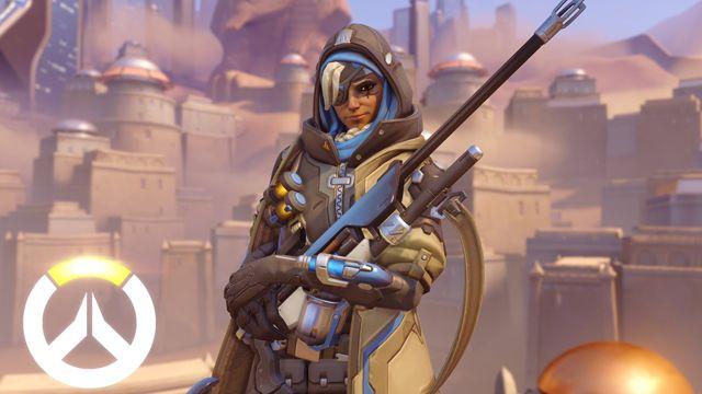 Blizzard Overwatch İçin Yeni Bir Kadın Kahraman Duyurdu İşte, ANA