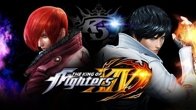 King of Fighters 14 Gümbür Gümbür Geliyor