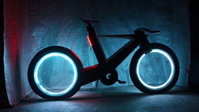 Geleceğin Bisikleti Ortaya Çıktı: The Cyclotron