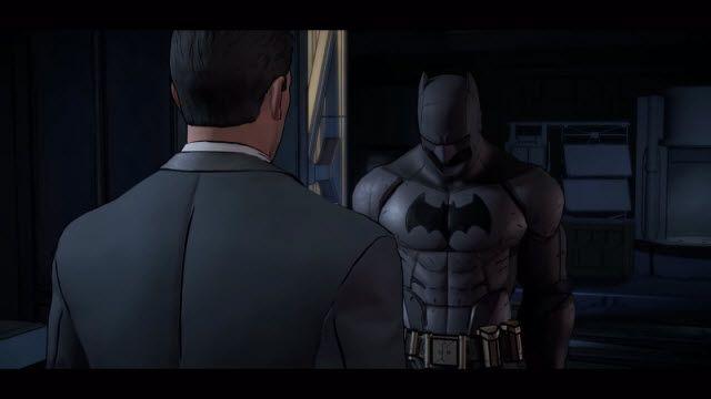 İşte Yeni Batman Oyunu!