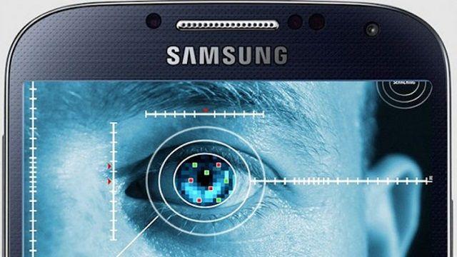 Samsung Galaxy Note 7'nin İris Tarama Hızı Şaşırtıyor