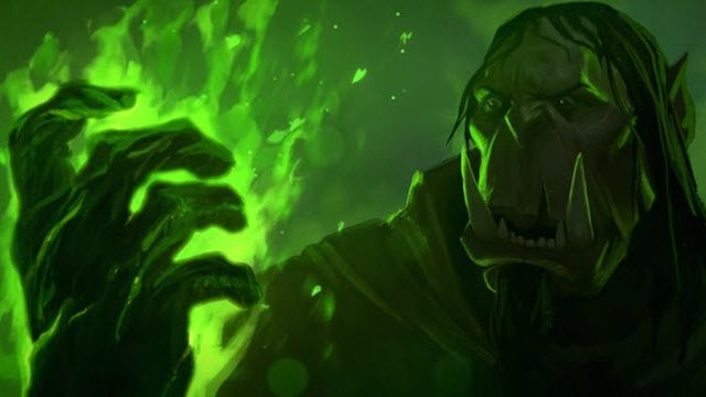 World of Warcraft Harbringers - Gul'dan'ın Hikayesi