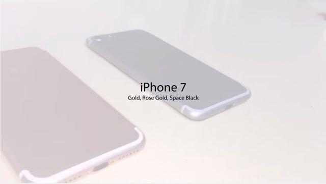 Siyah iPhone 7'nin İlk Görüntüleri Sızdırıldı!