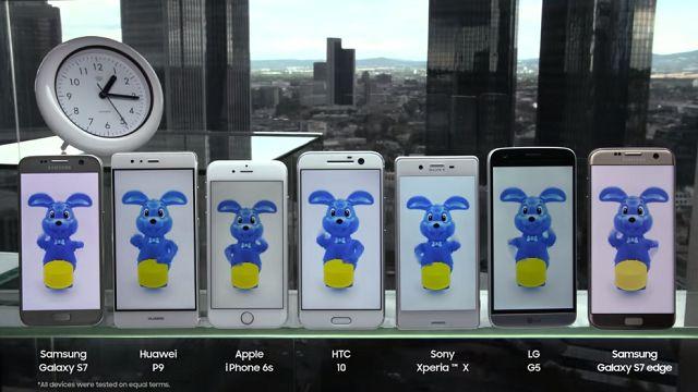 Samsung'dan Pil Testi: Kim Daha Dayanıklı?