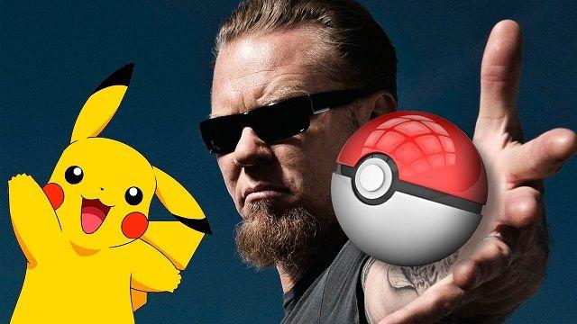 Metallica Pokemon Jeneriği Söylerse Nasıl Olur?