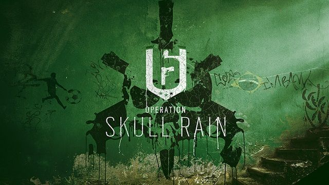 Tom Clancy's Rainbow Six Siege - Operation Skull Rain Çıkış Videosu