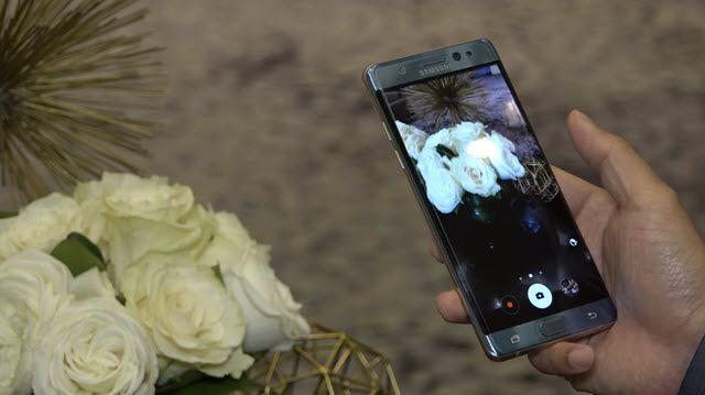 Galaxy Note 7'nin Kullanıcı Arayüzüne Yakından Bakış