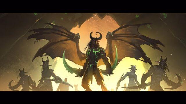 World of Warcraft Harbringers - Illidan'ın Hikayesi