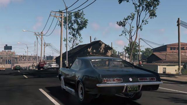 Mafia 3'ün Yeni Oynanış Görüntüleri Yayınlandı
