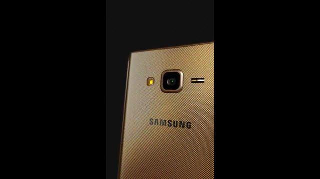 İşte Samsung'un Yeni Tizen İşletim Sistemi Kullanan Telefonu Samsung Z2