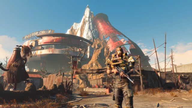 Fallout 4 NukaWorld DLC Tanıtım Videosu