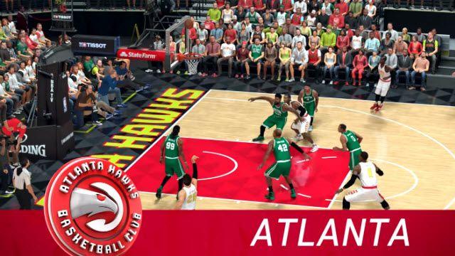 NBA 2K17 - Sahalar ve Ses Efektleri