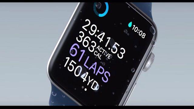Apple Watch 2 Tanıtım Videosu
