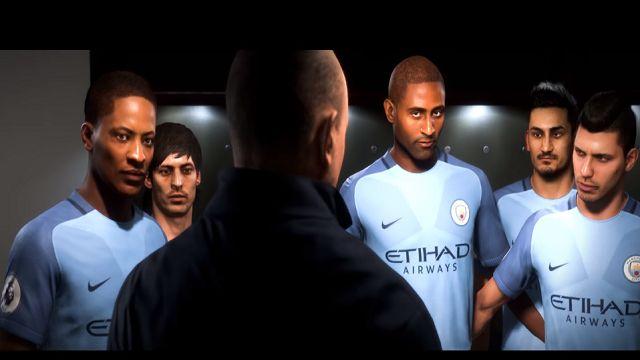 FIFA 2017'nin Hikaye Modu İçin Yeni Video Yayınlandı