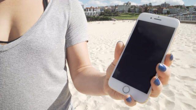 iPhone 7'nin Tuzlu Su ile İmtihanı