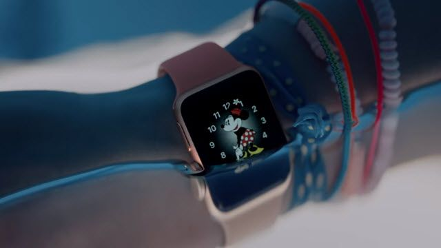 Apple Watch 2 - Sporcuların Gözdesi