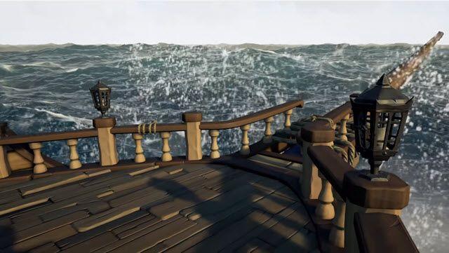Sea of Thieves'in Görsel Yeteneklerine Yakından Bakış