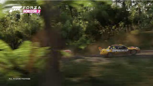 Forza Horizon 3 All-Stars Araba Paketi Tanıtım Videosu