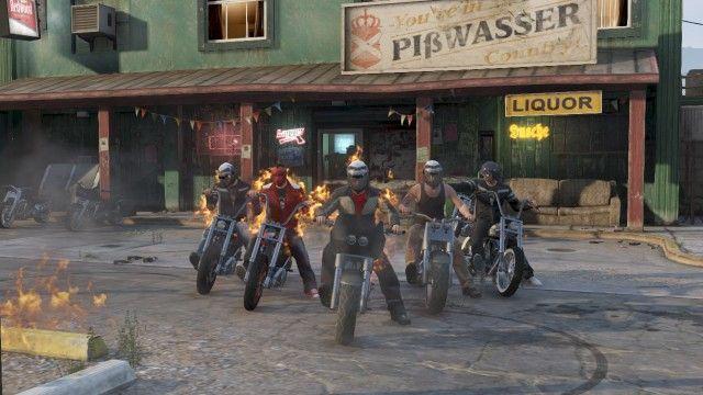 GTA 5 Online Motorcular İçeriği Çıkış Yaptı