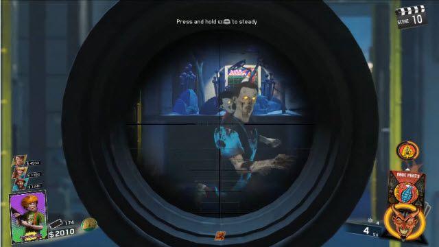 Yeni Call of Duty Zombilerine Merhaba Deyin