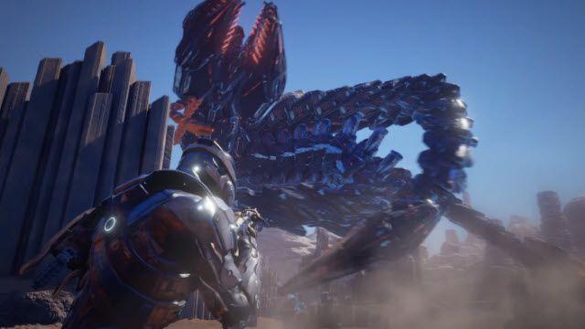 Mass Effect Andromeda'nın Film Tadındaki Fragmanı