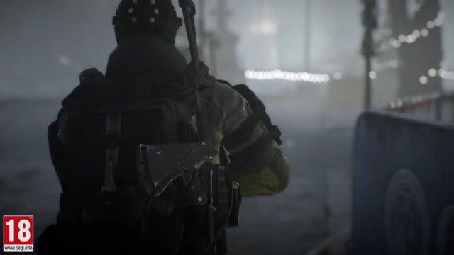 The Division Survival Genişleme Paketi Duyuru Videosu